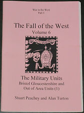 PARLIAMENT ARMY 1642-43 (Vol.6) English Civil War Bristol Gloucestershire Units