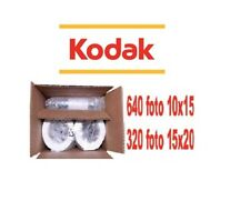 Kodak photo print Kit per stampante 305 / 6R Kiosk 640