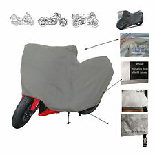 DELUXE TRIUMPH ROCKET III TOURING MOTORCYCLE BIKE STORAGE COVER