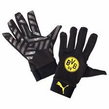 Puma Fußball BVB Borussia Dortmund Spielerhandschuhe Herren schwarz gelb