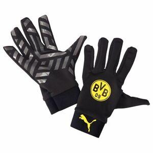 Puma Football Bvb Borussia Dortmund Spielerhandschuhe Hommes Noir Jaune