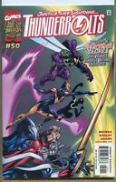 Thunderbolts 1997 series # 50 very fine comic book