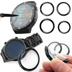 For Huawei Watch GT 2e 3D Curved Full Edge Tempered Glass Screen Protector Film
