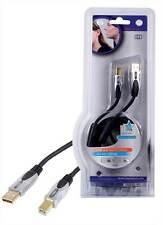 HQ DI ALTA QUALITà USB 2.0 Cavo di collegamento 1.80 M
