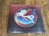 Steve Miller Band SEALED Signed / Autograph LP - Book of Dreams - Capitol 11630