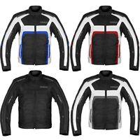 CONDOR Textile Cordura Motorcycle Jacket Motorbike 100% Waterproof CE ARMOURED