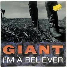 "Giant - I'm A Believer - 7"" Record Single"