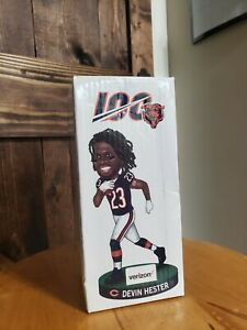 Devin Hester Bobblehead CHICAGO BEARS 100 YEARS GIVEAWAY 12/22/19 NEW IN BOX