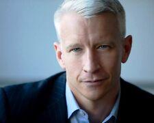 Anderson Cooper Glossy 8x10 Photo