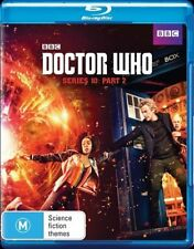 Doctor Who Series 10 Ten Part Two 2 Blu-ray NEW Region B