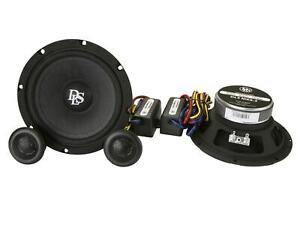 DLS CK-M6.2 16,5 cm Komponenten-Lautsprecher 80 Watt RMS: 60 Watt
