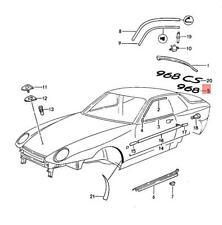 1992-1995 Porsche 968 Rocker Panel Deco Installation Hardware Kit