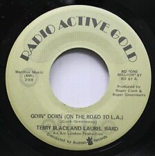 Rock 45 Terry Black And Laurel Ward - Goin' Down (On The Road To L.A.) / Oh Babe