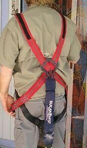BUCKINGHAM  Safety  Harness   63835Q5-Large