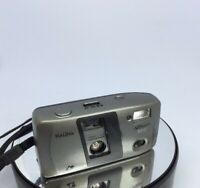 Halina APSilon M10 Good condition 25mm 1:5.6 Focus Free TESTED#452
