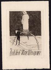 04)Nr.110- EXLIBRIS- Willi Geiger
