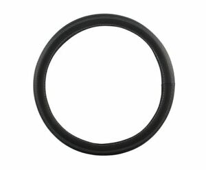 Toyota Land Cruiser & Kluger Bicast Leather Steering Wheel Cover - 38 39cm ONLY