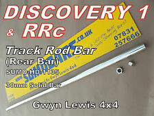 Discovery Range Rover 30mm Solid Heavy Duty Steering Track Rod Bar SUMO BARS