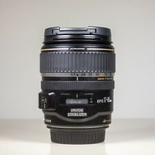 Canon 17-85mm f/4-5.6 IS EF-S USM Zoom Lens