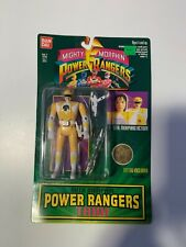 Bandai Yellow Mighty Morphin Power Rangers Trini Action Figure NEW