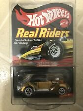 Hot Wheels Real Riders Classic Cord W/ White Wall Tire Series 9 RLC