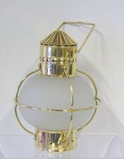 Petróleo Lámpara Cristal Mate Antiguo Marítimo Lámpara Petro-Lampe