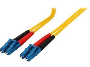 StarTech.com SMFIBLCLC7 22.97 ft. (7m) Single Mode Duplex Fiber Patch Cable LC-L