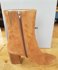 Womens Vagabond Kaley Mid Boot Rust Suede Ankle Boots 4104.040.49 size 6 uk and