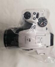 FUJIFILM FINEPIX S9950W 16MP Wi-Fi 50X Optical Zoom Camera White New Open Box