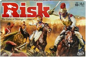 Risk Game The Game of Strategic Conquest Party Card Board Game AU