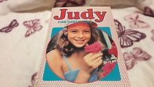 JUDY FOR GIRLS 1984, HAS BEEN PRICE CLIPPED.