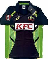Authentic Asics Australia T20 2015/16 Cricket Jersey. BNWT, Size S.