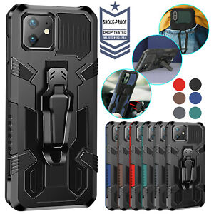 Shockproof Hybrid Armor Case For iPhone 11 12 Pro Max XR 8 7 Plus XS SE X Cover