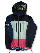 Supreme The North Face Mountain Guide Jacket 1st Black/Pink RARE