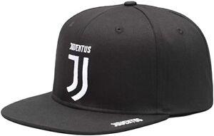 Fan Ink Limited Basic Snapback Hat Juventus Adult Cap