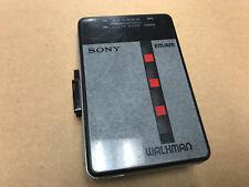 Sony Walkman WM-AF22 FM/AM Radio Cassette Player muffled sound