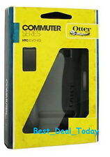 OEM OTTERBOX COMMUTER HARD SHELL CASE COVER BLACK FOR HTC EVO 4G SPRINT 9292