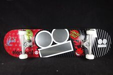 Plan B Skateboard Complete Titanium Trucks Element Santa Cruz Spitfire Indy Girl