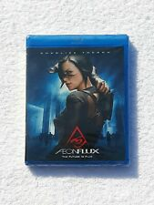 Aeon Flux (Blu-ray, 2006) Charlize Theron New Sealed Ships 1st Class