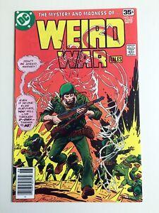Weird War Tales 64 68 (1971) 1: Frank Miller DC art
