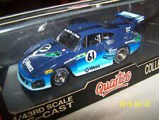 1/43 Quartzo Model Porsche Kremer K3 car #61 24 Hours of LeMans 1981 3004 WERA