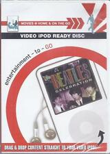 THE BEATLES CELEBRATION VIDEO iPOD READY DISC.....NEW