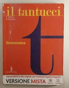 """Libro Liceo """"Il Tantucci"""" Grammatica (latino)"""