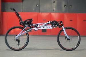 Recumbent bike Rinzler Touring PRO
