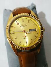 Citizen Datejust Automatic Japan cal. 8200 21 jewels Gold Plated 35mm