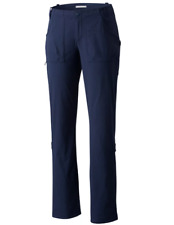 Columbia Ultimate Catch Roll-Up Pants Women PFG Size 14 32 L