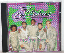CD - THE COMMODORS - No Tricks