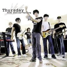 Five Stories Falling [EP] by Thursday (CD, Oct-2002, Victory Records)