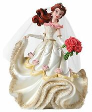 Disney vitrine haute couture Belle et la Bête Mariage Figurine 20cm 4045444