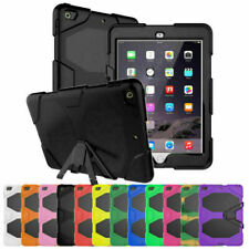 """Waterproof"" Dirt Shockproof Stand Case Cover Fr iPad2/3/4 iPad Air2 Mini1/2/3/4"